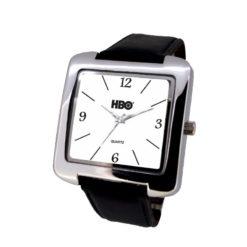 Relógio de pulso quadrado