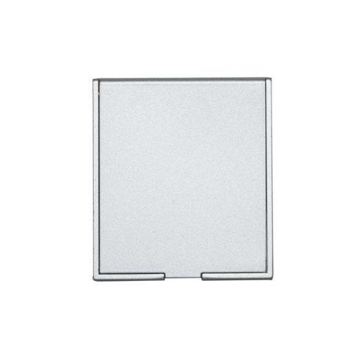 Espelho retangular prata