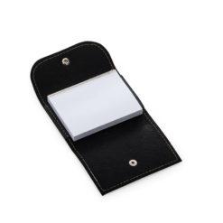 bloco formato carteira