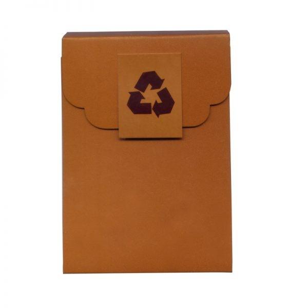 bloco reciclado