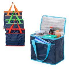 bolsa térmica personalizada 33 litros cores