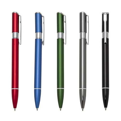 caneta alumínio