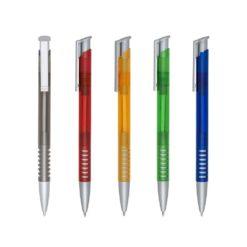 canetas promocionais cores