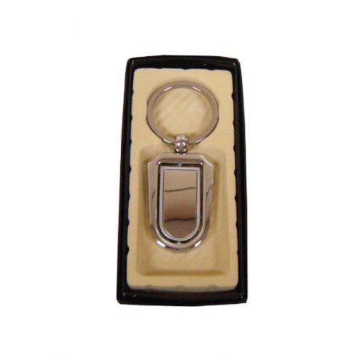 chaveiro escudo giratorio