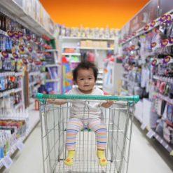 Lojas e Mercados