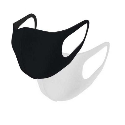 máscara personalizada poliéster