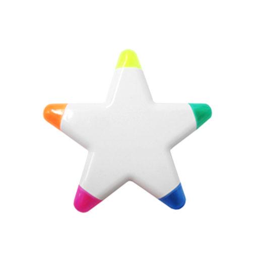 Marca texto estrela 1