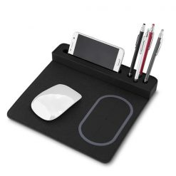 mouse pad carregador por indução