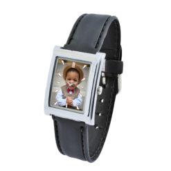 Relógio com foto personalizada